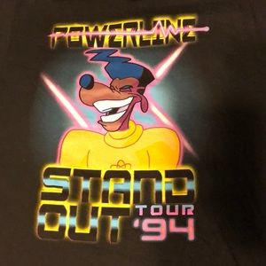 Disney Tops - Disney powerline T-Shirt
